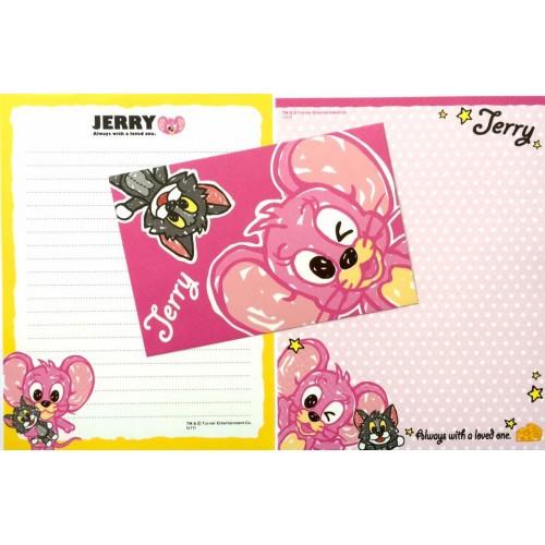 Conjunto de Papel de Carta IMPORTADO Tom & Jerry 04