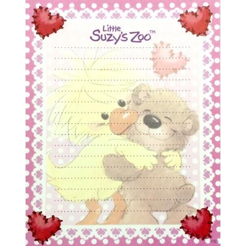 Papel de Carta IMPORTADO Suzy's Zoo M1