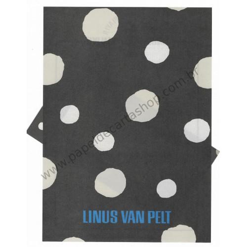 Conjunto de Papel de Carta Linus Van Pelt Antigo (Vintage) - Peanuts