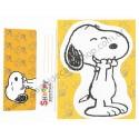 Conjunto de Papel de Carta Snoopy AM Antigo (Vintage) - Peanuts Hallmark