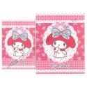 Ano 2014. Conjunto de Papel de Carta My Melody Red Sanrio