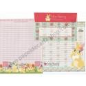 Kit 2 Conjuntos de Papéis de Carta Importado Miss Bunny - Disney Bambi