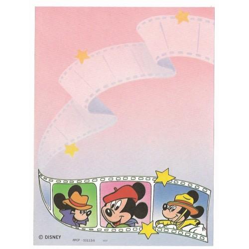 Papel de Carta Antigo Disney Mickey - Best Cards
