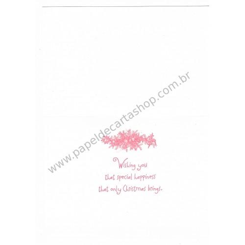 Cartão ANTIGO HOLLY HOBBIE G02