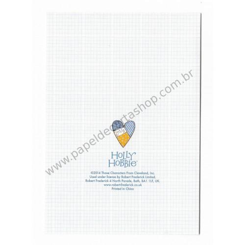 Cartão Importado HOLLY HOBBIE G6 - Robert Frederick Limited