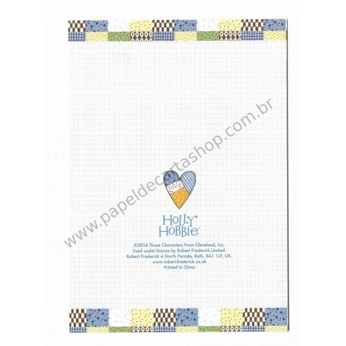 Cartão Importado HOLLY HOBBIE Happy Birthday G7 - Robert Frederick Limited