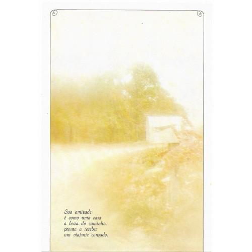 Coleção Paula K06. Papel de Carta Avulso