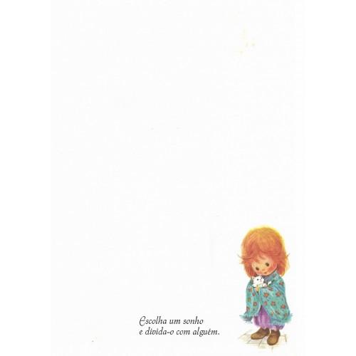 Coleção Paula T04. Papel de Carta Avulso