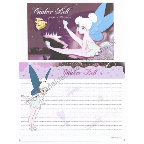 Conjunto de Papel de Carta Disney Tinker Bell Delfino