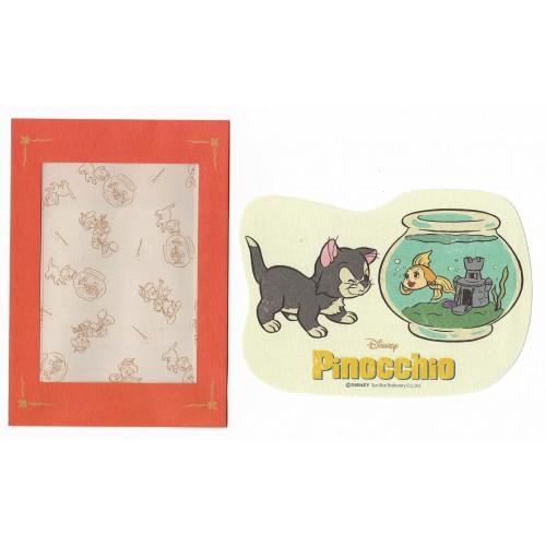 Conjunto de Papel de Carta Disney Pinocchio P Sun-Star (CLA)