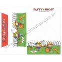 Ano 2011. Conjunto de Papel de Carta Patty & Jimmy FV5 Sanrio