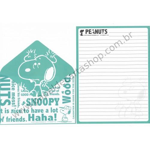 Conjunto de Papel de Carta Peanuts CVD - Peanuts Worldwide LLC