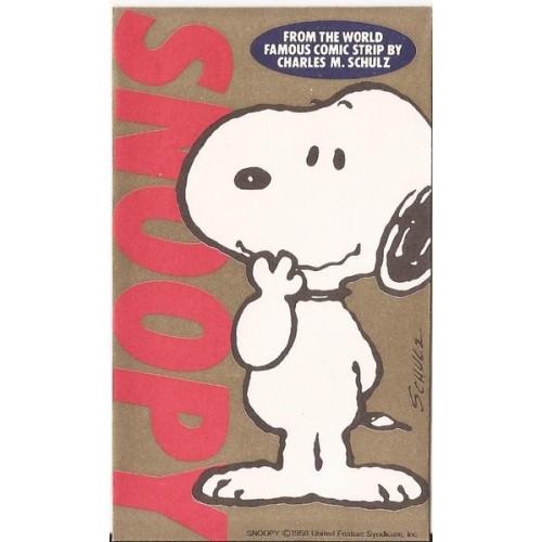 Mini-Envelope Antigo (Vintage) Snoopy 05 - Peanuts Hallmark