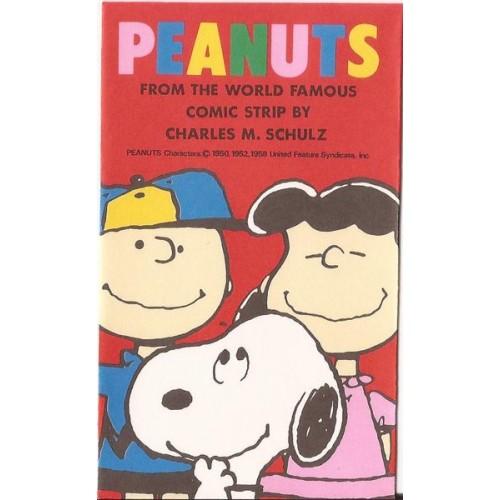 Mini-Envelope Antigo (Vintage) Snoopy 11 - Peanuts Hallmark