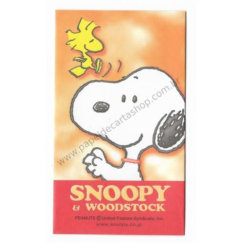 Mini-Envelope Snoopy 11 - Peanuts Worldwide LLC