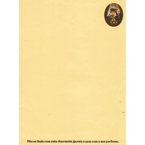 Papel de Carta AVULSO Coleção Os Intocáveis Bandidinho G3