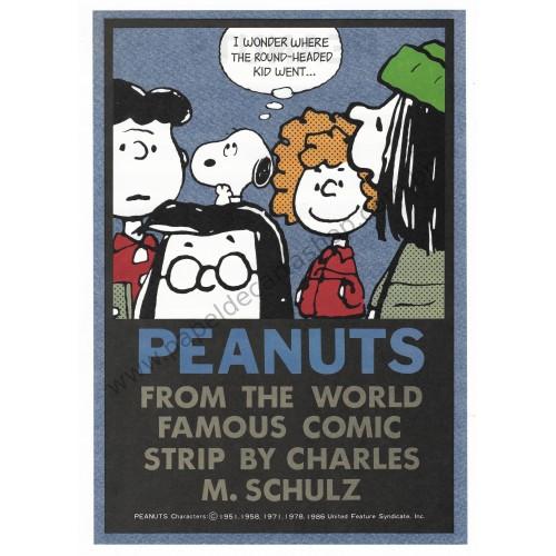 Conjunto de Papel de Carta Peanuts Vintage Hallmark Japan