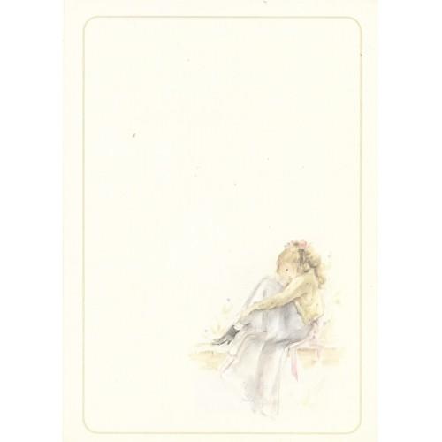 Papel de Carta Julia Médio - 01
