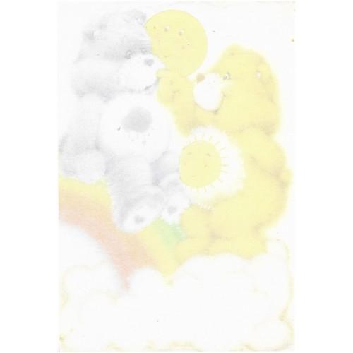 Papel de Carta AVULSO Antigo G Ursinhos Carinhosos (AMZ)