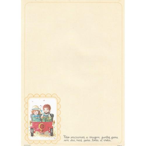 Papel de Carta July Pop C-05