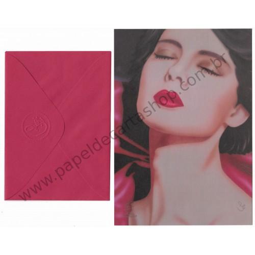 Ano 2017 Ma Tuzi Conjunto de Papel de Carta Coleção Glamour 07