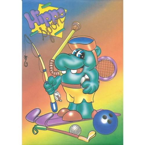 Papel de Carta ANTIGO A4 HIPPO Sport