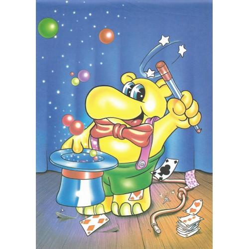 Papel de Carta ANTIGO A4 HIPPO Magic