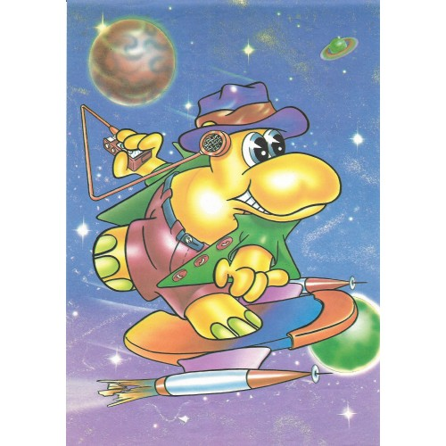 Papel de Carta ANTIGO A4 HIPPO Flying