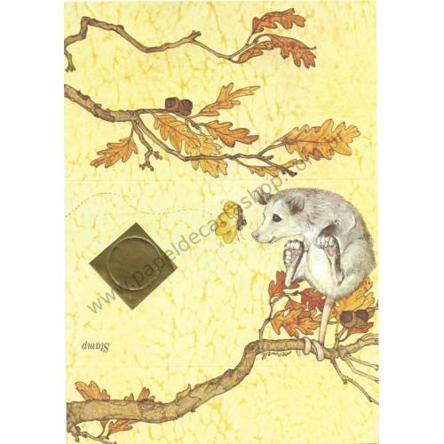 Postalete Antigo Importado Meadow Mischief 3 - Current