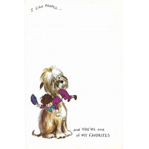 Lote 3 Postaletes Antigos Importados MY PET - DOG