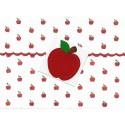 Postalete Antigo Importado Apple - Hallmark