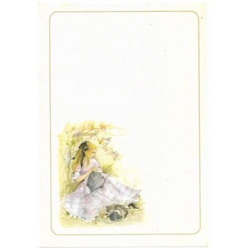 Papel de Carta Julia Médio - 03