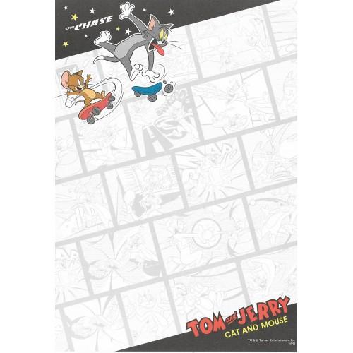 Papel de Carta Importado Tom and Jerry (s06) 6