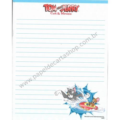 Papel de Carta IMPORTADO Tom & Jerry (s04) 1