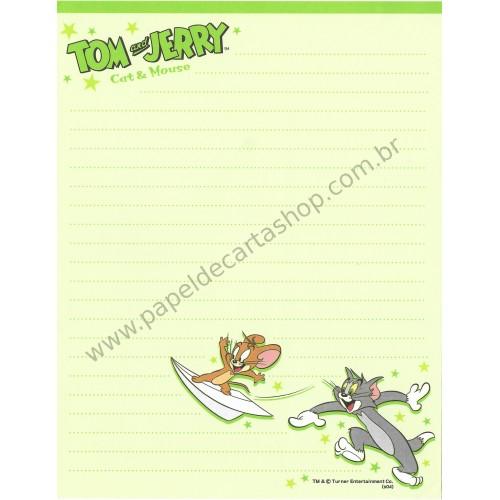 Papel de Carta IMPORTADO Tom & Jerry (s04) 2