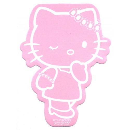 Ano 1999. Nota Hello Kitty Vintage Sanrio