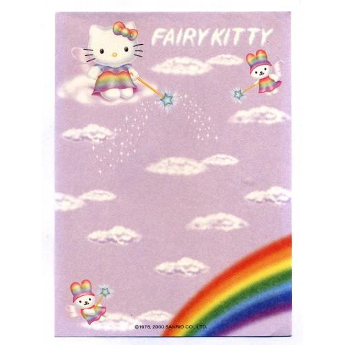 Ano 2000. Nota Hello Kitty Fairy Kitty Vintage Sanrio