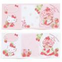 Ano 2017. Kit 2 Notas Hello Kitty & Moranguinho Sanrio