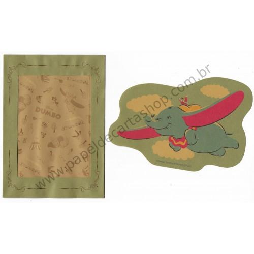 Conjunto de Papel de Carta Disney Dumbo P Sun-Star (CVD)