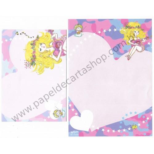 Conjunto de Papel de Carta com envelope ADO MIZUMORI 0049
