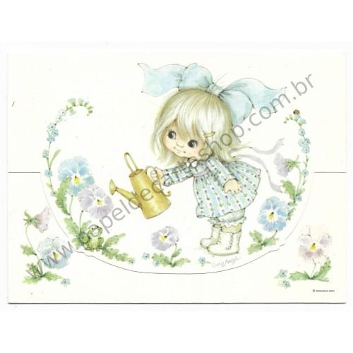 Postalete Antigo Importado G Susy Angel - Ambassador Cards