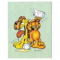 Ano 1978. Notelete Garfield CVD2 - Best Cards