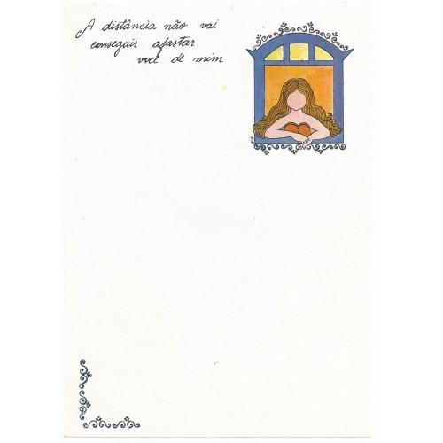 Papel de Carta Coleção BIA I05