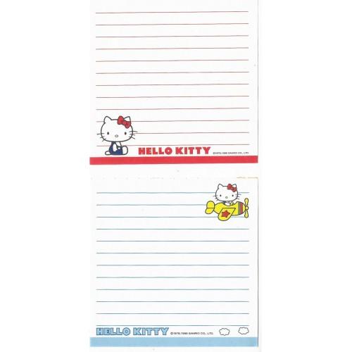 Ano 1999. Kit 2 Notas Hello Kitty Vivitix Girls Antigo (Vintage) Sanrio