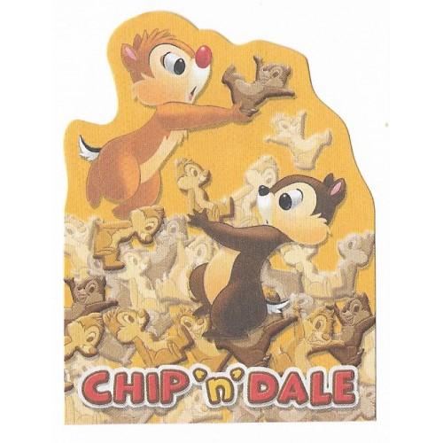 Notinha Importada Chip'n'Dale Disney