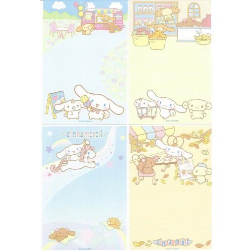 Ano 2004. Kit 8 Notas Cinnamoroll Edição Especial Sanrio