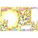 Conjunto de Papel de Carta Disney Miss Bunny (CAM)