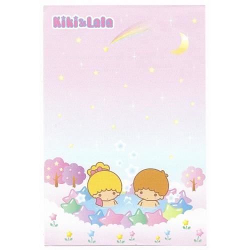 Ano 2003. Nota Kiki & Lala Lake Sanrio