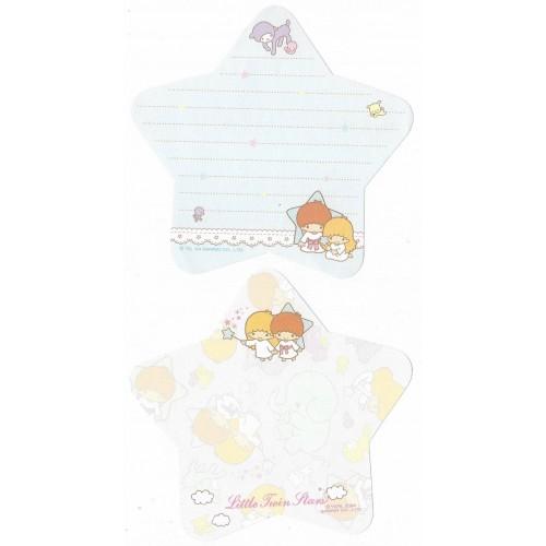 Ano 2004. Kit 2 NOTAS Little Twin Stars Stars Sanrio