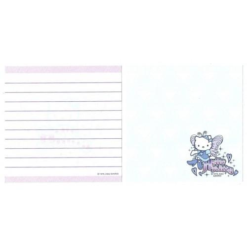 Ano 2002. Kit 2 Notas Hello Kitty Butterfly Sanrio